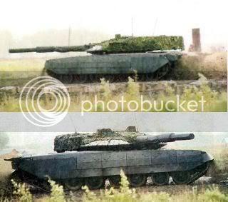 T-95 proposto à Índia