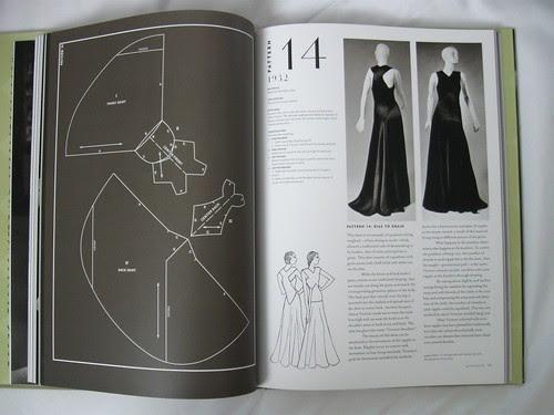 Vionnet book, dress # 14