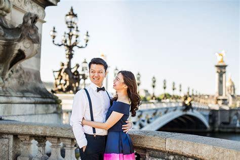 Paris Prewedding Photoshoot by Dario Endara Wedding