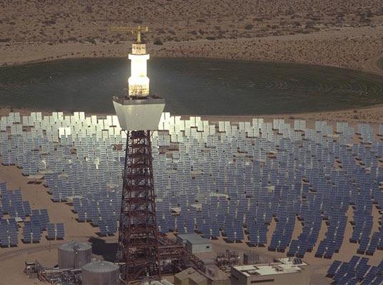 SolarReserve, Solusi Cerdas Mengatasi Kelangkaan sumber energi listrik.