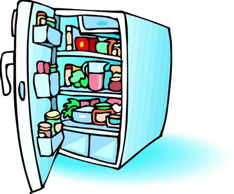 fridge clipart  getdrawings