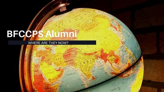 BFCCPS Alumni – Where Are They Now