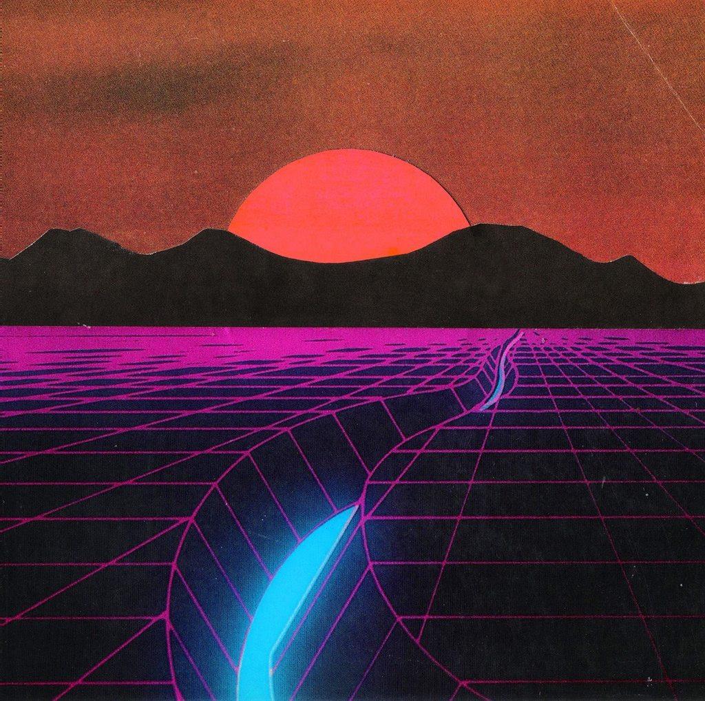 Looks like vaporwave album art : Vaporwave