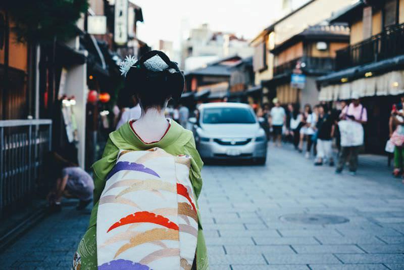 Belleza de japon foto 12