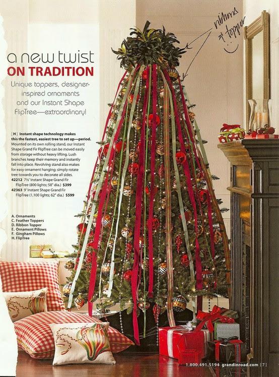 10 Tree Decorating Ideas and Tips!! -- Tatertots and Jello