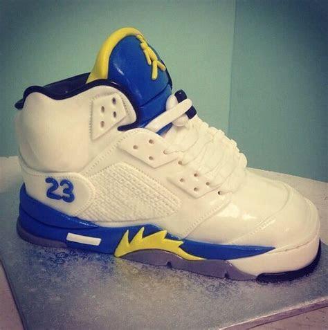 162 best images about Jordan Cakes on Pinterest   Shoe
