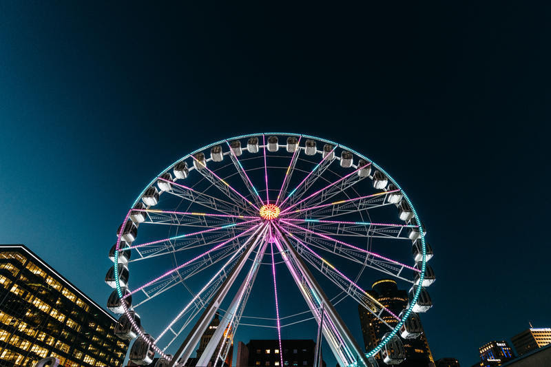 As The Wheel Turns Could There Soon Be Two Ferris Wheels On The