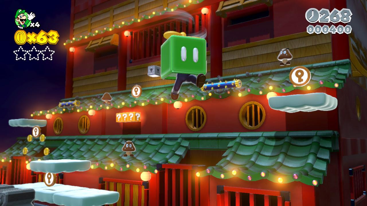 Best Mario level? Hands down it's Hands-On Hall screenshot