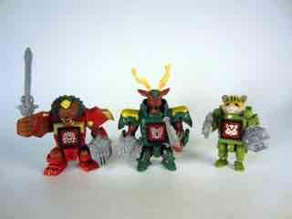 Takara-Tomy Beast Saga Kingdom of Gloria Action Figure Set