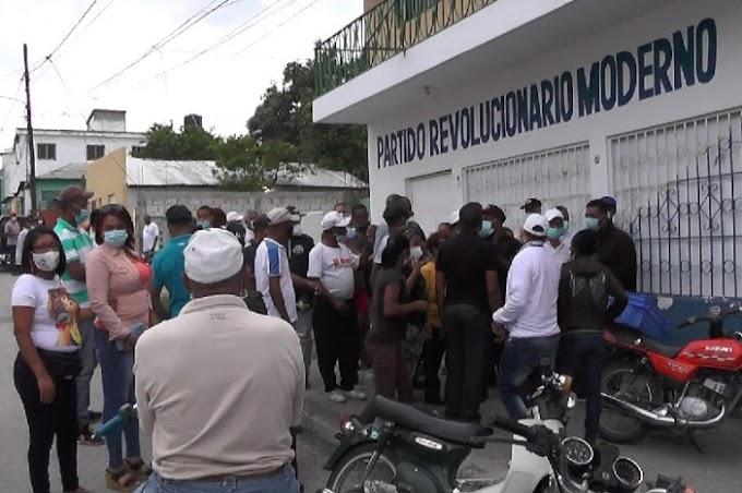 TRES FUNCIONARIOS SUSPENDIDOS DEL PRM POR COMISIÓN EJECUTIVA EN SAN JUAN