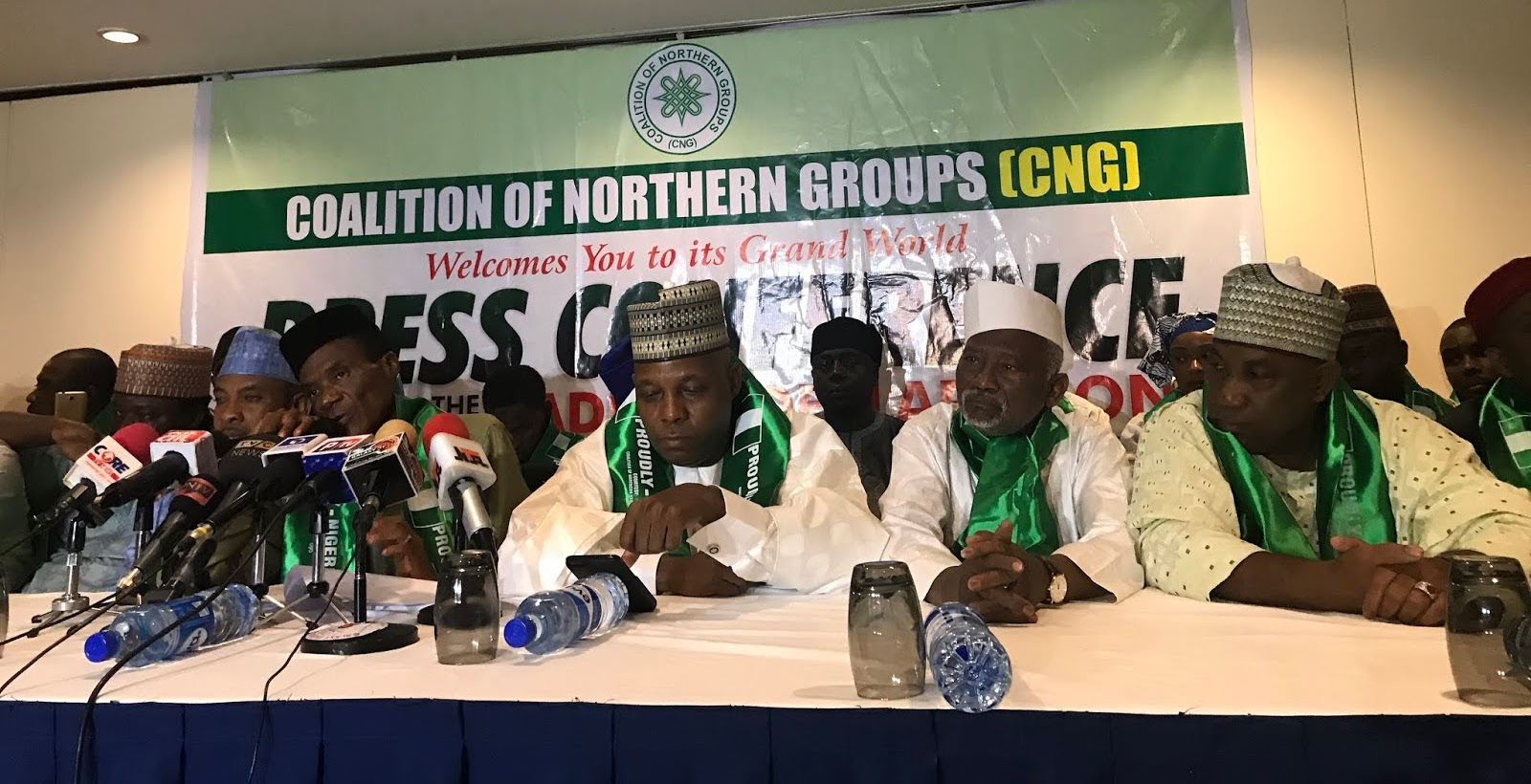 Coalition of Northern Groups (CNG).