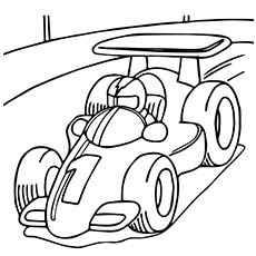 77 Colouring Pages For Cars , Free HD Download
