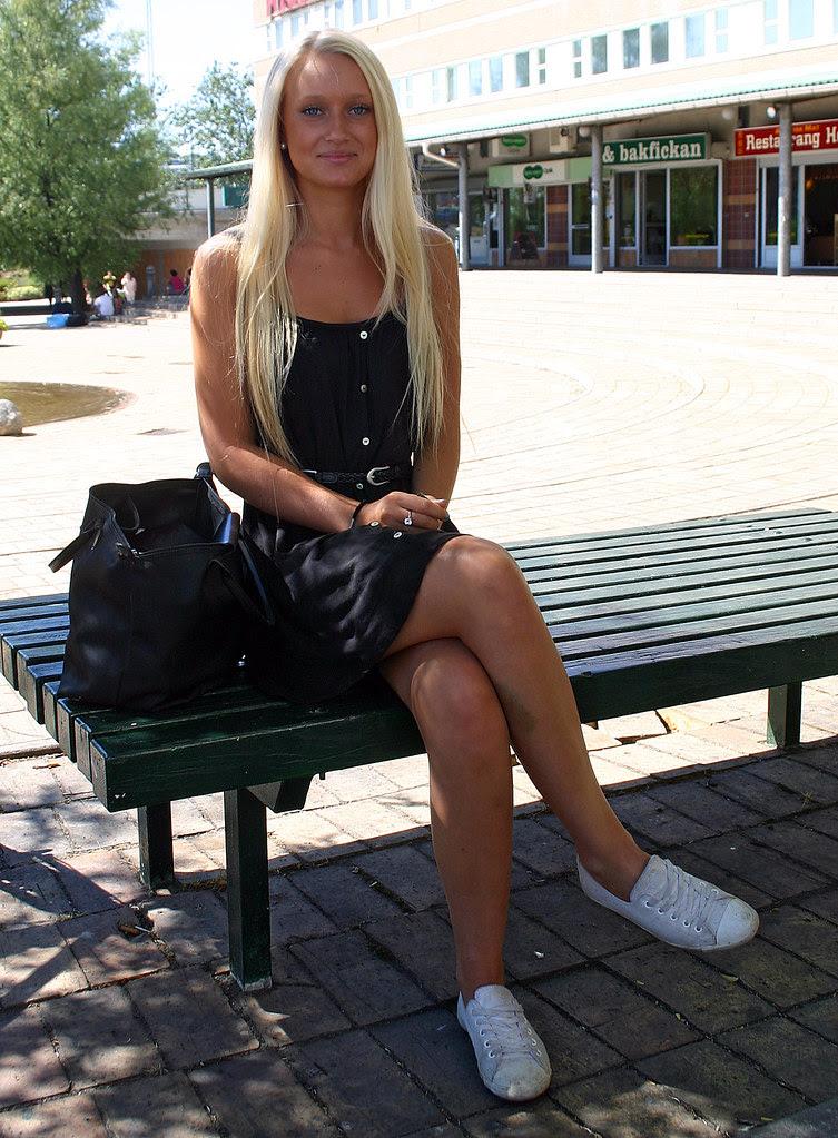 A Swedish Blonde