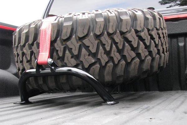 N Fab Spare Tire Rack Carrier 4wheelonline Com