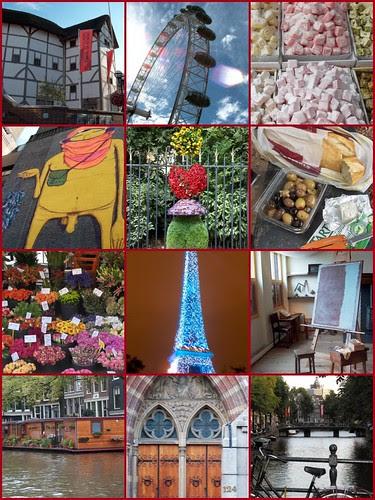 London Paris Amsterdam