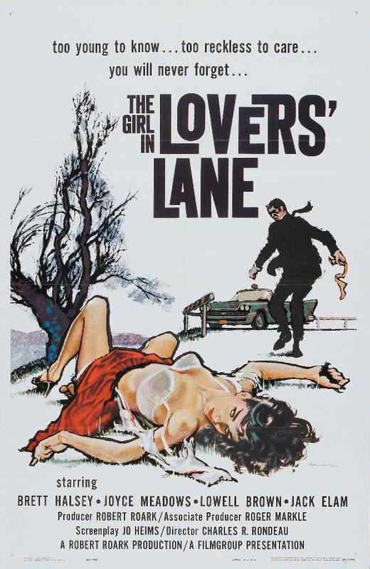 Girl in Lovers Lane Movie Poster