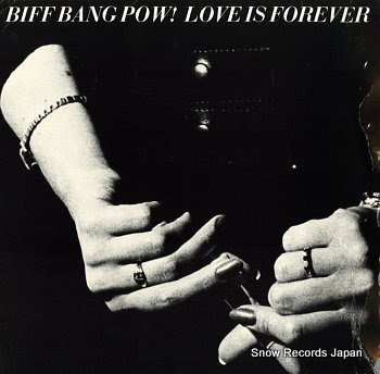 BIFF BANG POW! love is forever