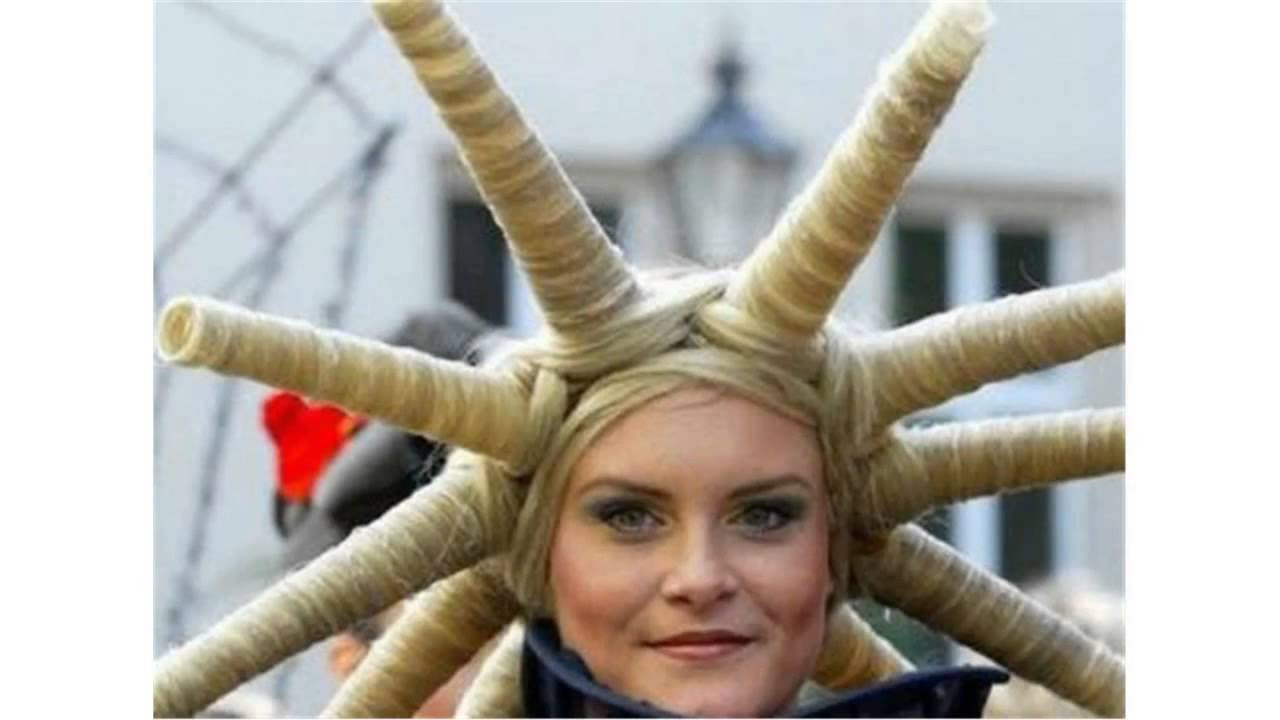 Crazy Hairstyles Image Gallery The Xerxes