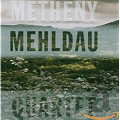 Metheny-Mehldau: Quartet cover
