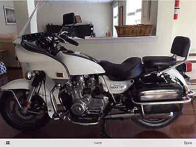 Kawasaki Police Motorcycles For Sale