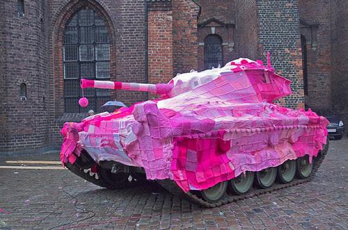 Protesto rosa