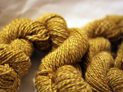 Honey Handspun