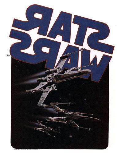 Star Wars Iron-On Transfer Book 011