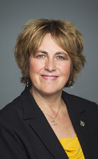 Photo - Carol Hughes - Click to open the Member of Parliament profile