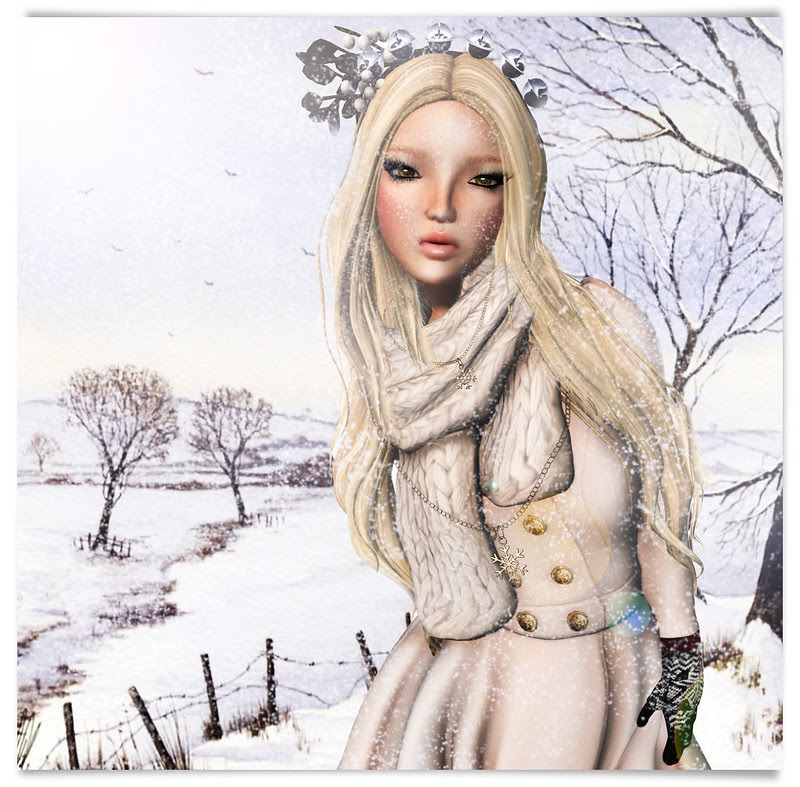 Winter White.