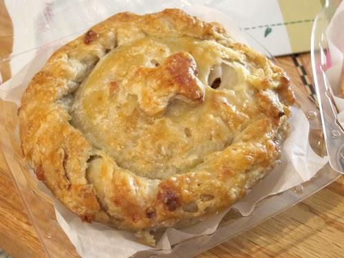 Apple Bacon Pie