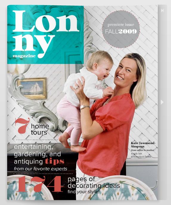 lonny magazine