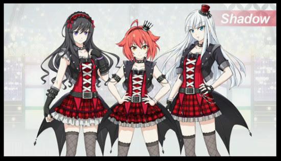 Idol Memories Anime Shadow