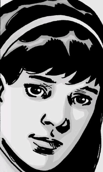 Jessie The Walking Dead Comic