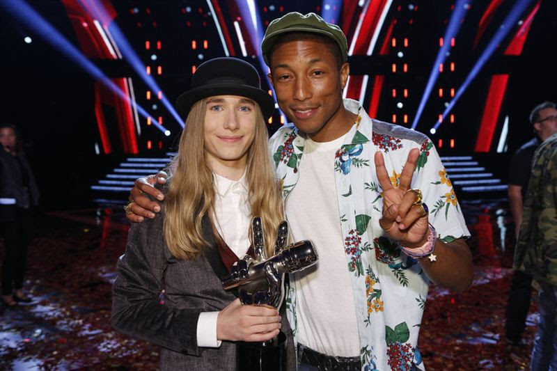 The Voice: Sawyer Fredericks named Season 8 winner