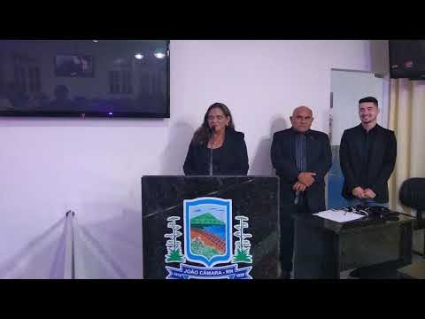 Confira na integra o discurso da Vereadora Kelly Cristine na Solenidade de Aclamação do Mister João Câmara 2019.