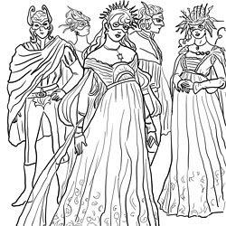 Dibujos Shakespeare Romeo Y Julieta Pearltrees