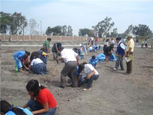 En la Región Lambayeque todo desafio es posible superarlo, por  el  valor y coraje de su gente.