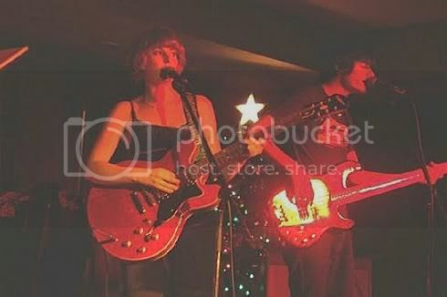 Jenn Grant and The Night Painters @ The Casbah: photo by Michael Ligon