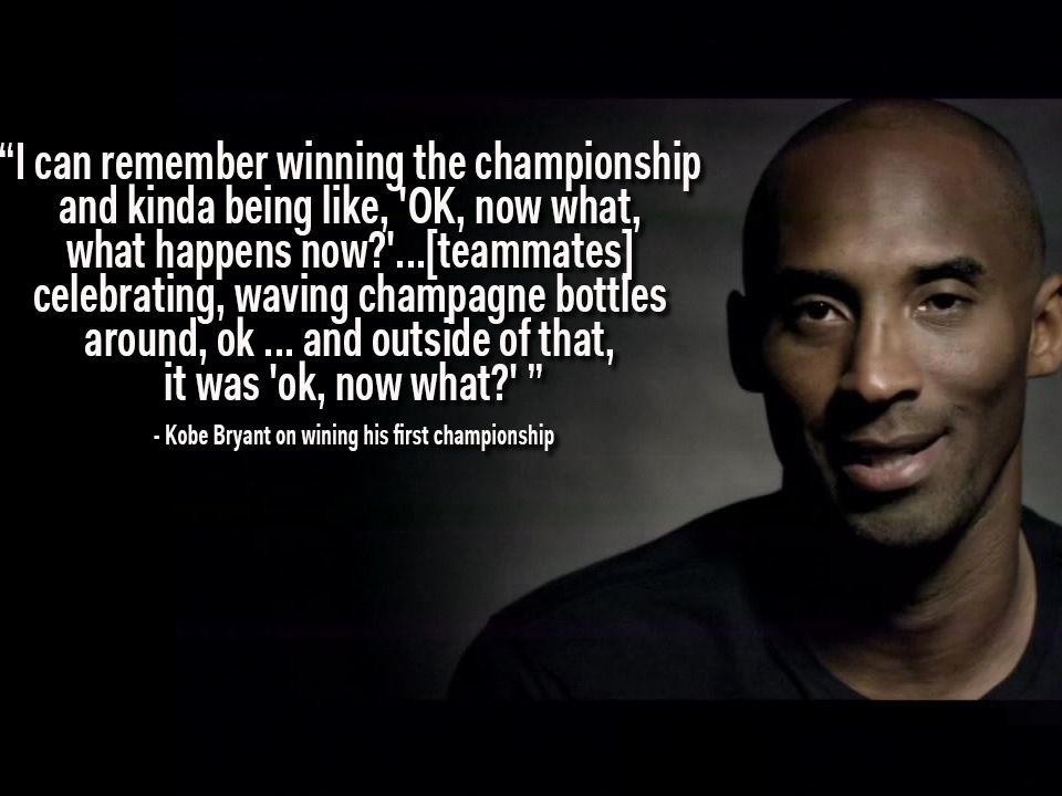 The 14 most inspirational quotes and moments from Kobe ...