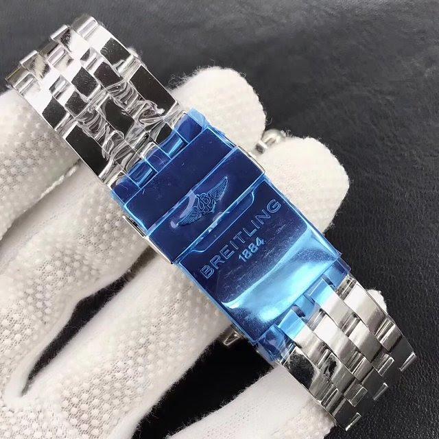 Replica Breitling Chronomat B01 AB0110 Steel Bracelet