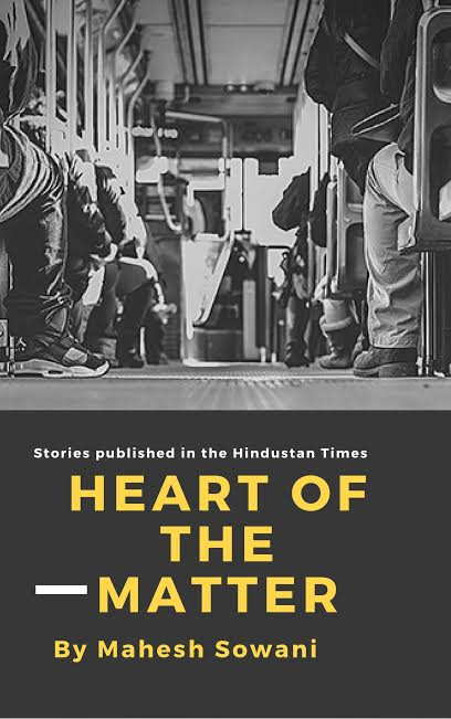 Book Blitz: Heart of the Matter by Mahesh Sowani