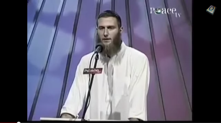 Musa Cerantonio, prédicateur de l'Etat islamique.