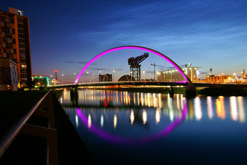 Clydeside blue by Spencer Bowman