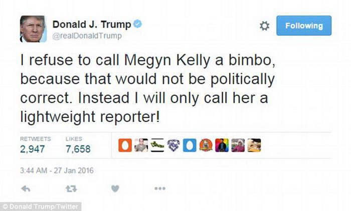 Megyn tweet