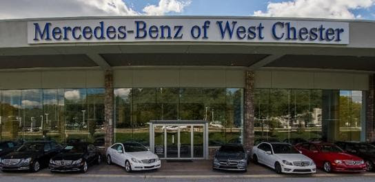 Mercedes-Benz of West Chester car dealership in West ...