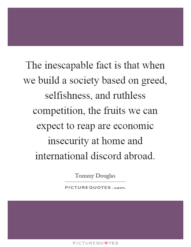 Tommy Douglas Quotes Sayings 31 Quotations