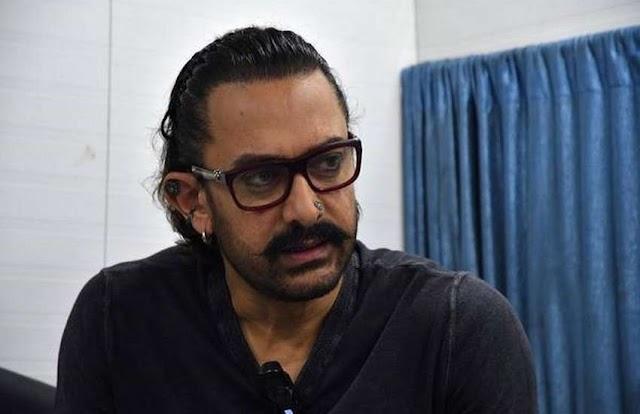 'भाग डीके बोस' गाना सुनकर ऐसा था आमिर खान का रिएक्शन