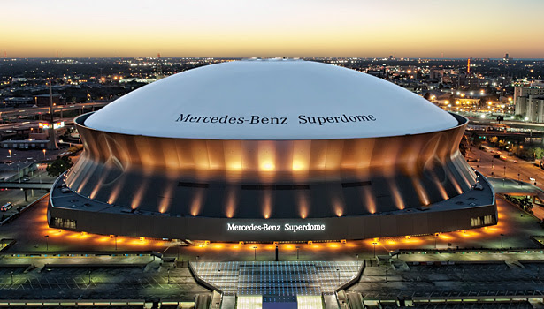 Business as Usual at the Superdome | 2013-03-21 | PM Engineer