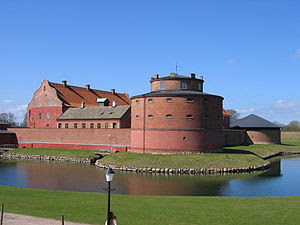 The citadel of Landskrona