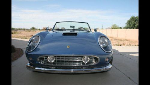 Sell used '1959-'63 Ferrari GT 250 California Spyder Kit ...